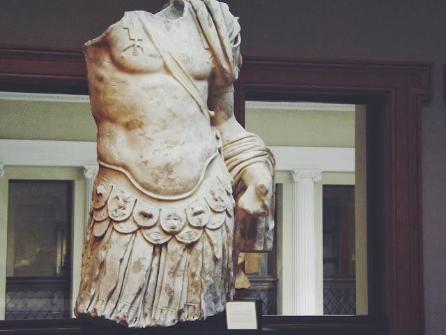 Architecture, Art, Getty Villa, Sculptures