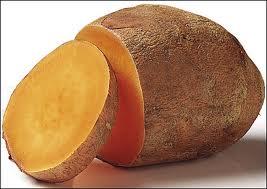 Cartoful dulce (Ipomoea batatas)