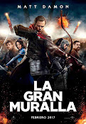 The great wall (La gran muralla) (2017)