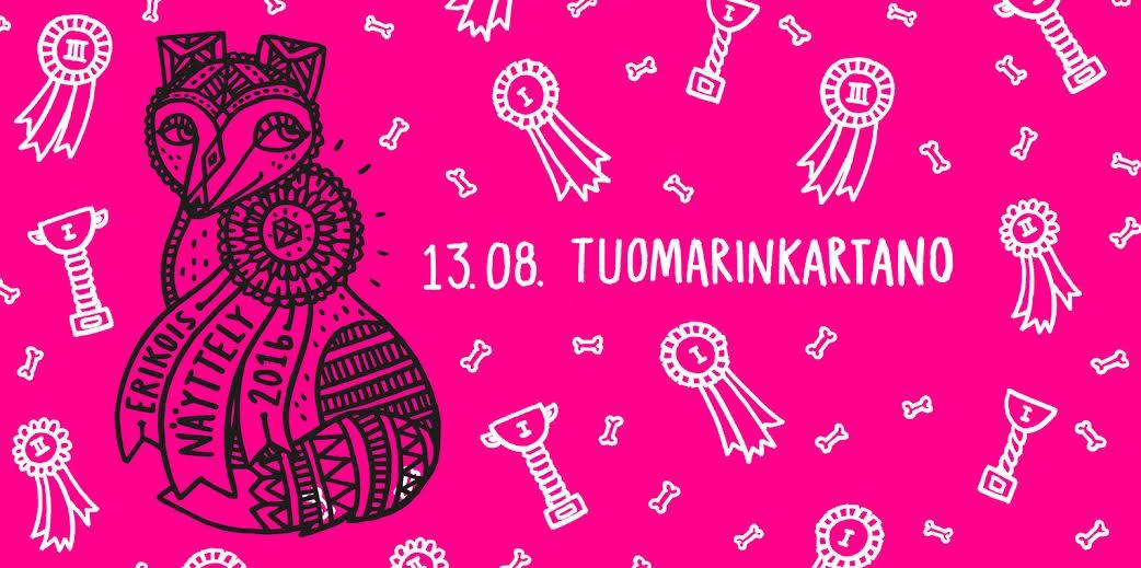 Shetlanninlammaskoirat Ry & Etelä-Suomen Sheltit Ry pääerikoisnäyttely