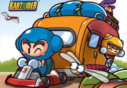kart rider indonesia - gemscool