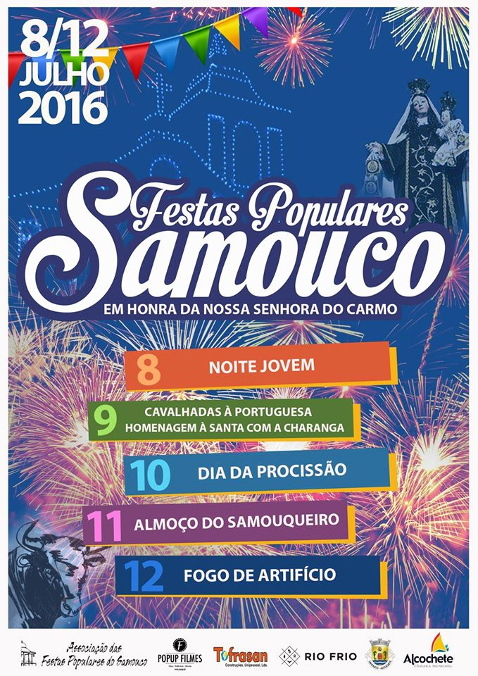 Samouco - Festas Populares 2016: