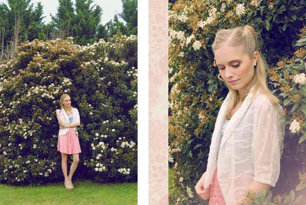 Moda primavera verano 2015 Thirteen Doors ropa de mujer.