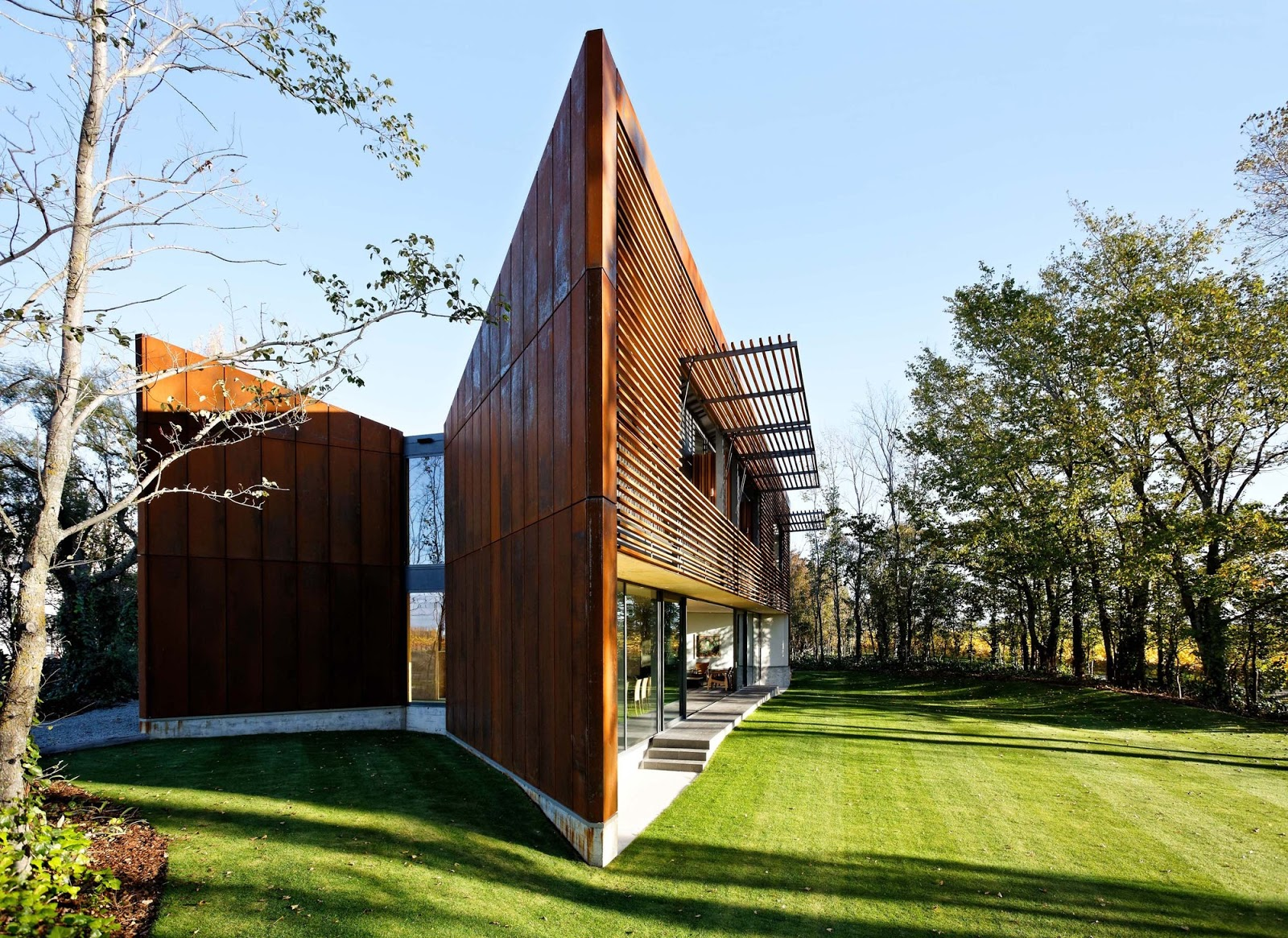 Void matters architecture references cloudy bay winery by tonkin zulaikha greer architects - Bay architecture ...