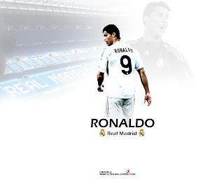 Cristiano Ronaldo Real Madrid Wallpaper 2011 3
