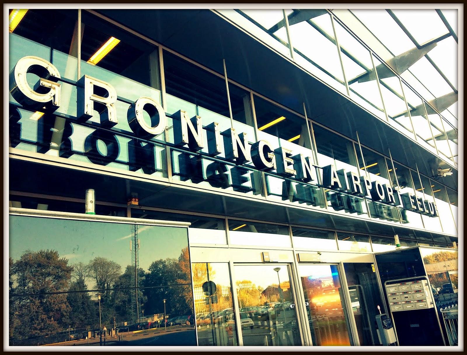 groningen airport eelde, netherlands