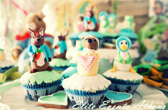 Peter Rabbit Baptism by Elite Events Athens