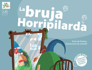 Colección CARAMBUCO / col·lecció GINJOLER (cuentos bilingües) 06-La+bruja+Horripilarda