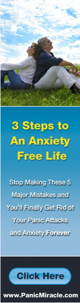 If You or Someone You Love is Suffering from Panic Attacks or Anxiety...