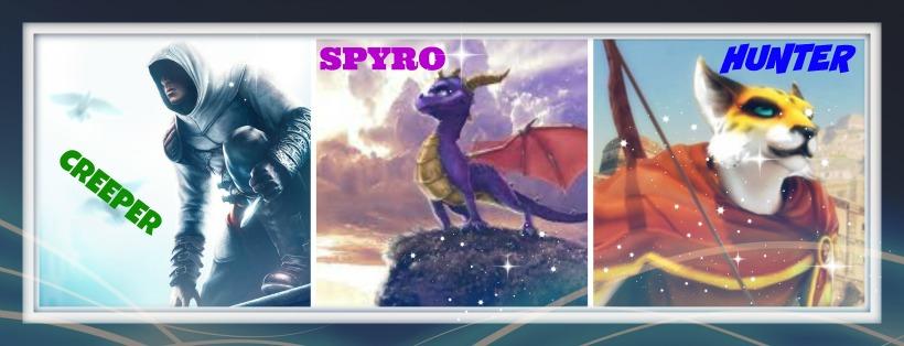 Spyro és még sok más