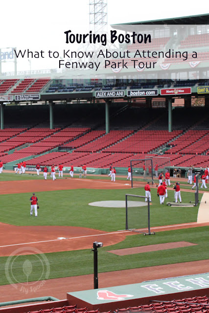 What to Know About Attending a Fenway Park Tour