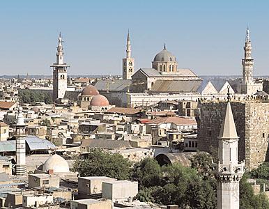 Arqueologia e teologia arqueologia da cidade de damasco - Fotos de damasco ...