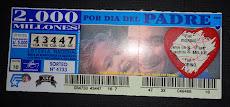 Lottery - Ecuador  1997