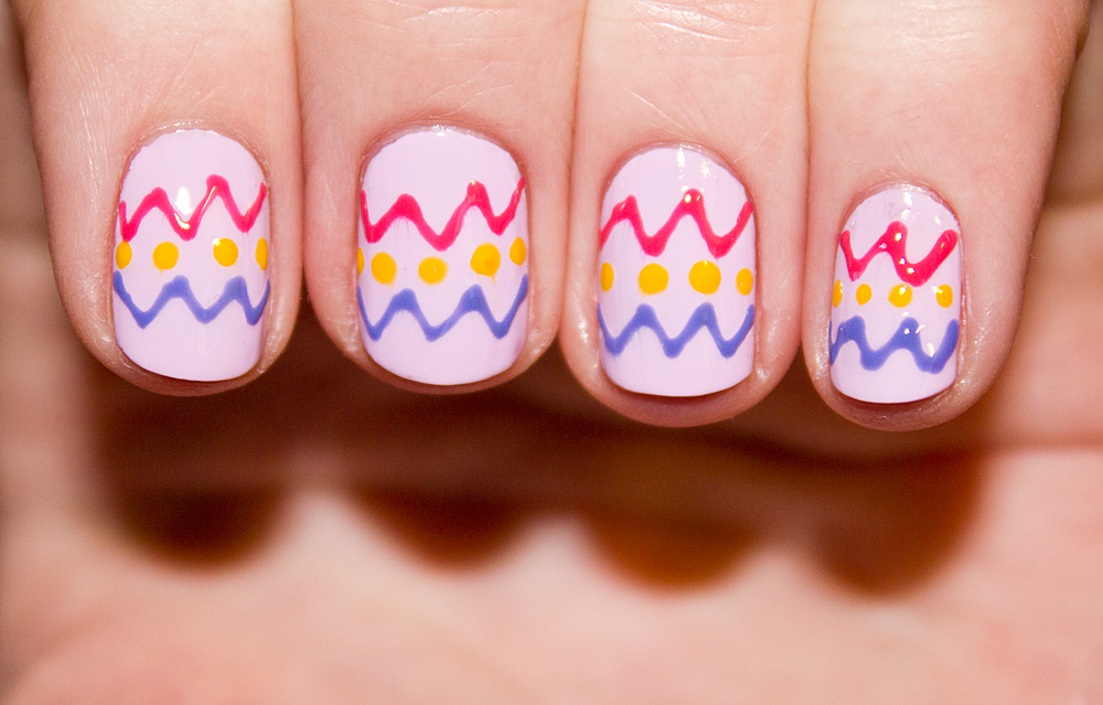 Nails Designs for Easter ~ Beautiful Nails And Color