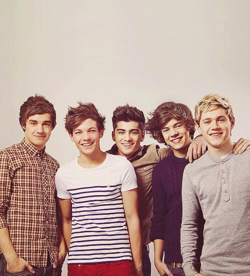You stole my heart.1D