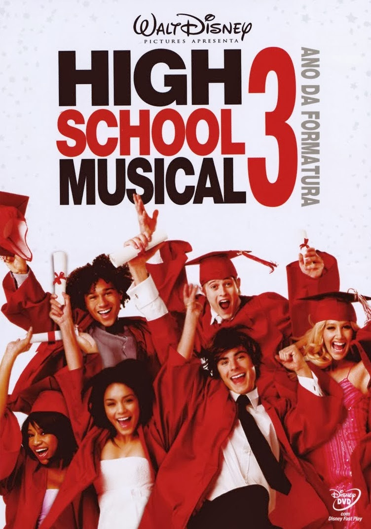 High School Musical 3: Ano da Formatura – Dublado (2008)