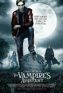 Filme Circo dos Horrores: O Aprendiz de Vampiro