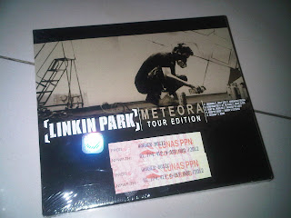 CD Album Linkin Park