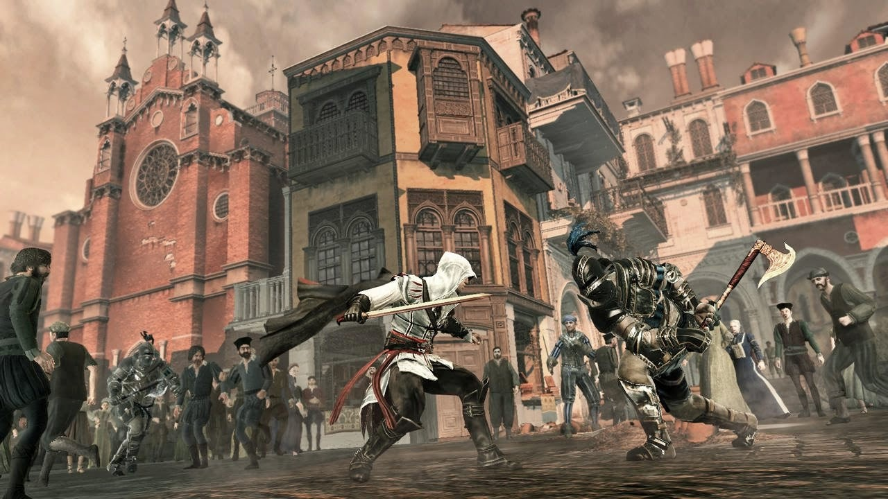 Assassin's creed 2 Free Download Fully Full Version