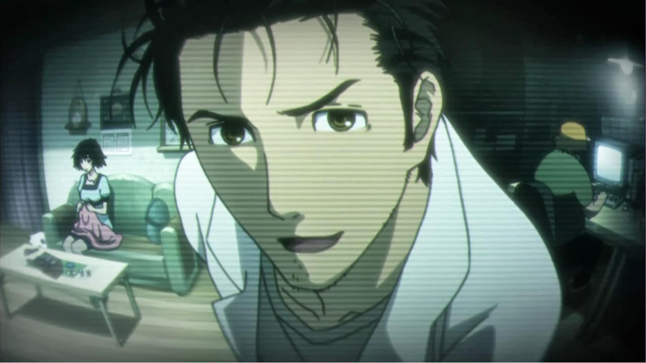Okabe 'Okarin' Rintarou, alias Hououin 'Mad Scientist' Kyouma