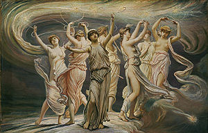 the Pleiades - mythology