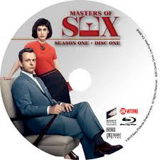 Masters of Sex DVD