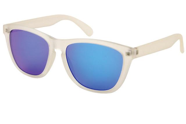 Gafas de sol cristal de espejo