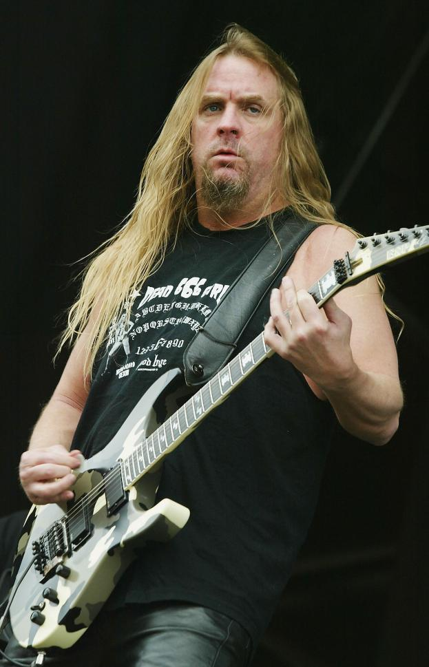 Jeff Hanneman Net Worth