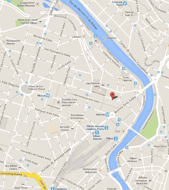 Restaurante-Epaia-Hotel-Abando-Bilbao-Plano