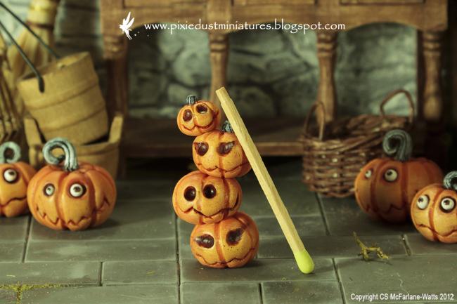 one inch scale miniature halloween dollhouse halloween dolls house halloween dollhouse miniature halloween miniature halloween pumpkin dollhouse