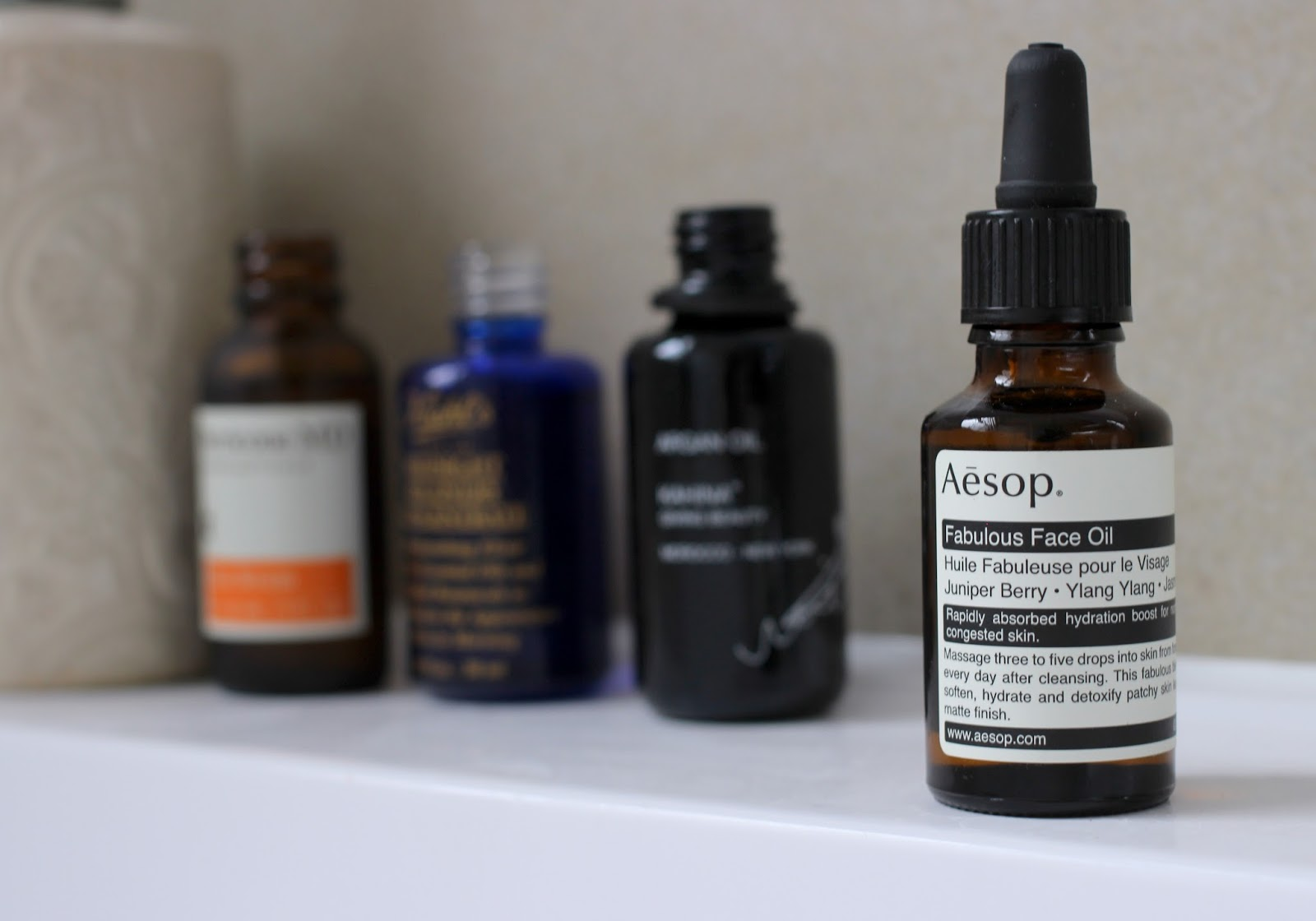 Aesop Fabulous Face Oil Review