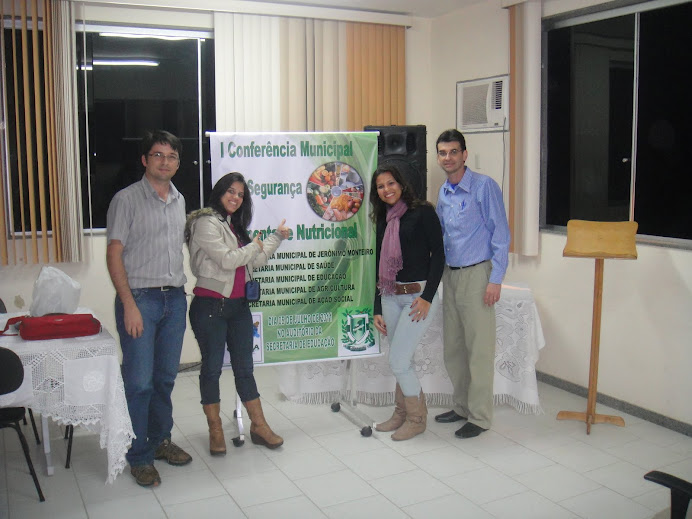 Wagner, Rhayanne, Camila e Alcemi - Em J. Monteiro