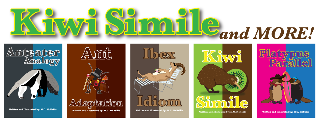 Kiwi Simile and MORE!