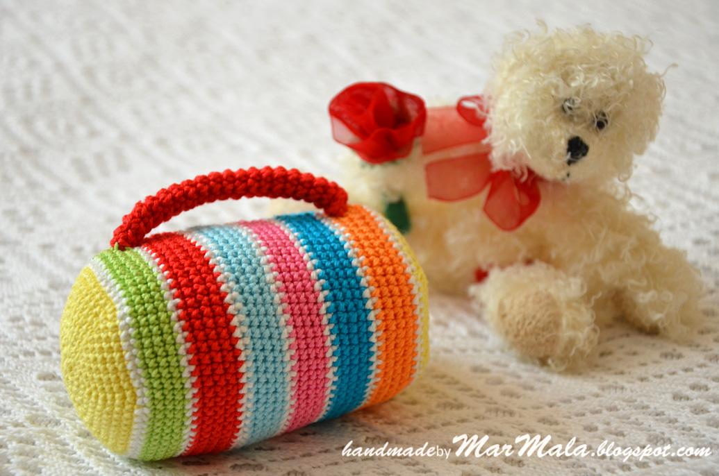 Вязание игрушки мултигерои
