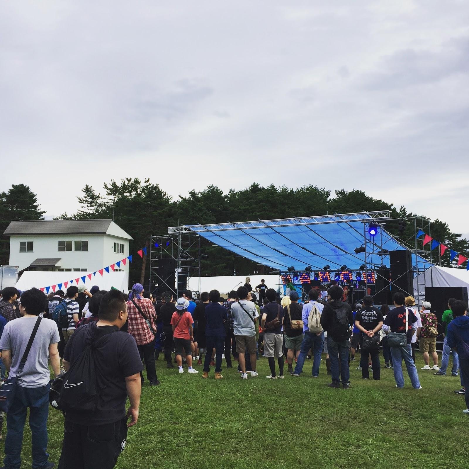 2015年9月12日 AOMORI ROCK FEST...