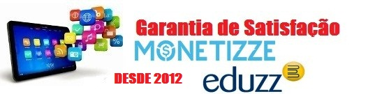 Ebooks e Infoprodutos Monetizze - Eduzz