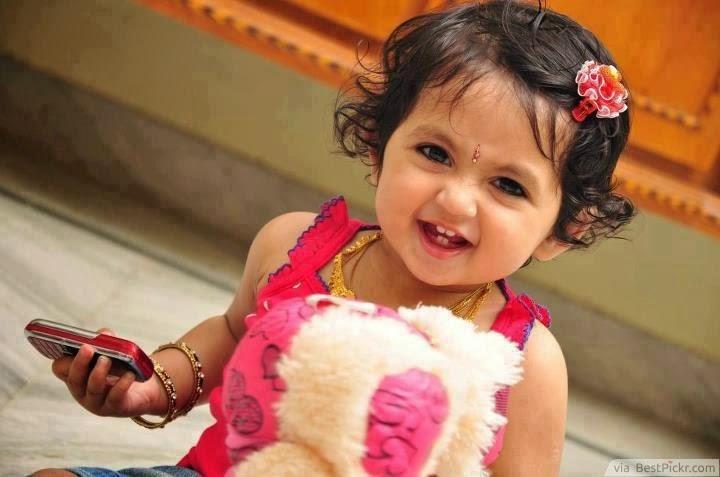 Foto bayi cantik dari india gratis
