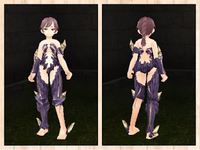 魔結晶の鎧
