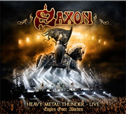 Saxon Heavy Metal Thunder Live: Eagles Over Wacken