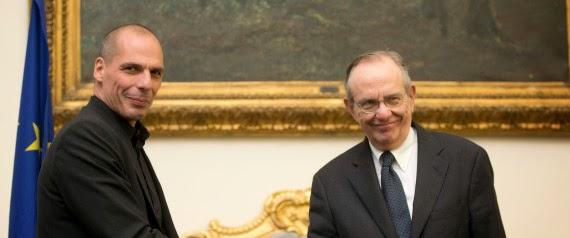 Βαρουφάκης με Πάντοαν: Θα χρησιμοποιήσουμε όποια εργαλεία χρειάζονται για τη μείωση του χρέους
