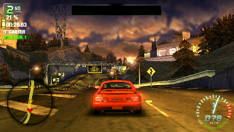 PSP-GAME]Need for Speed Carbon Own The City (U)