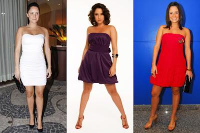 vestidos de atrizes