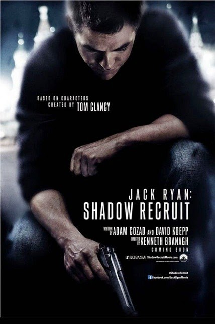 Jack Ryan Shadow Recruit (2014) BluRay 720p