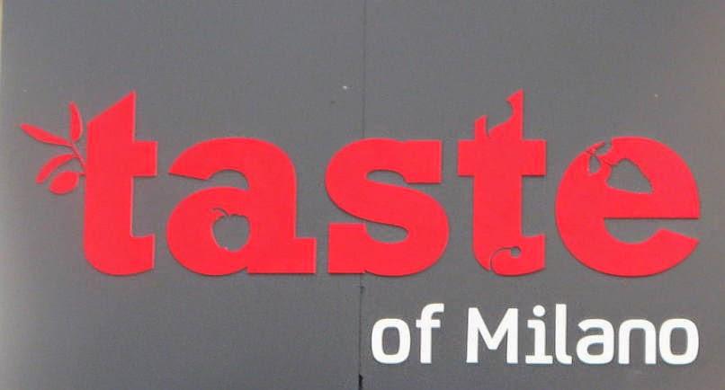 Dal 23 al 26 settembre 2010 a Parco Sempione: Taste of Milano, l'evento enogastronomico dell'anno