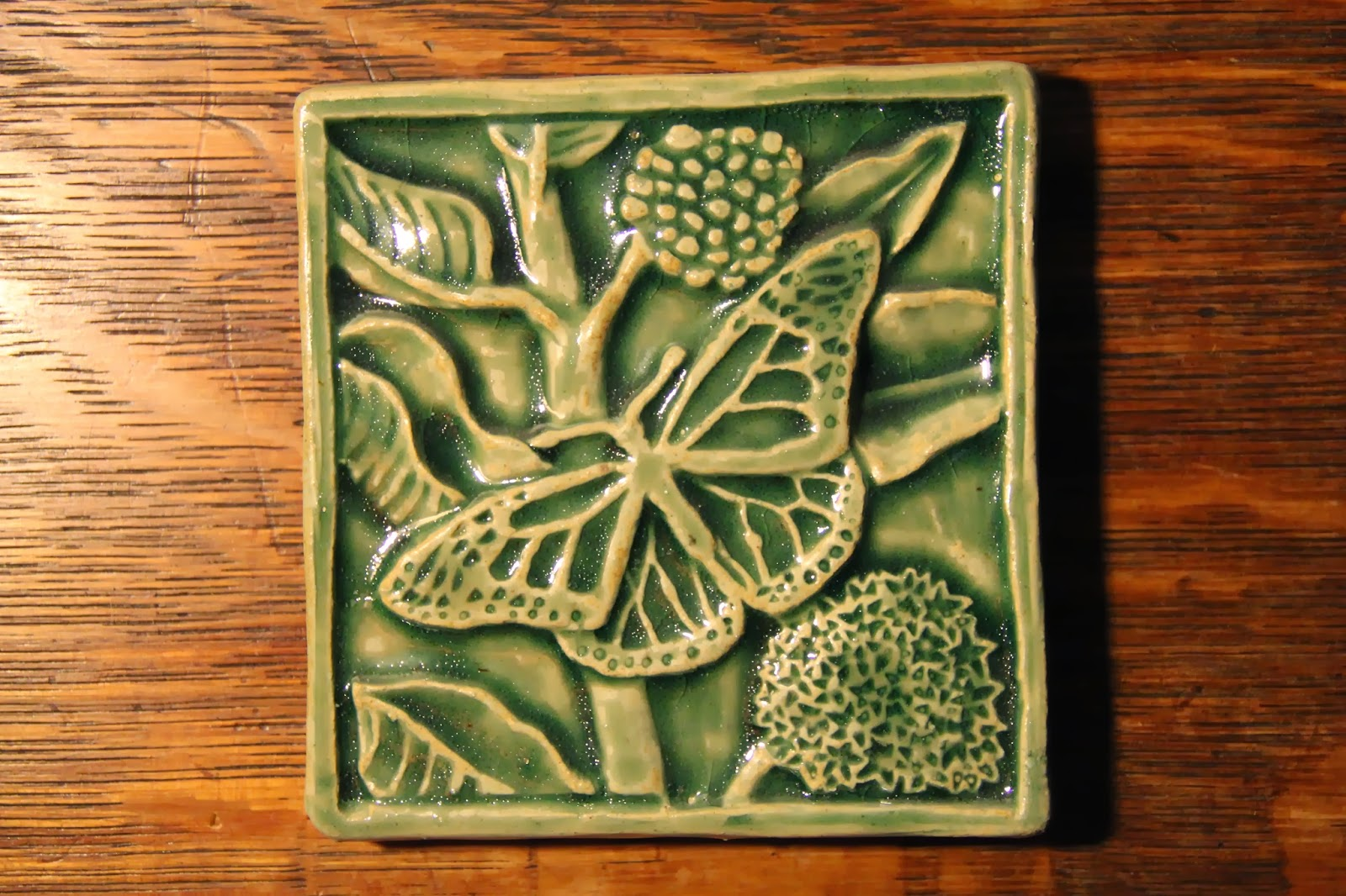 Clay tile art images galleries with a for Clay tile designs