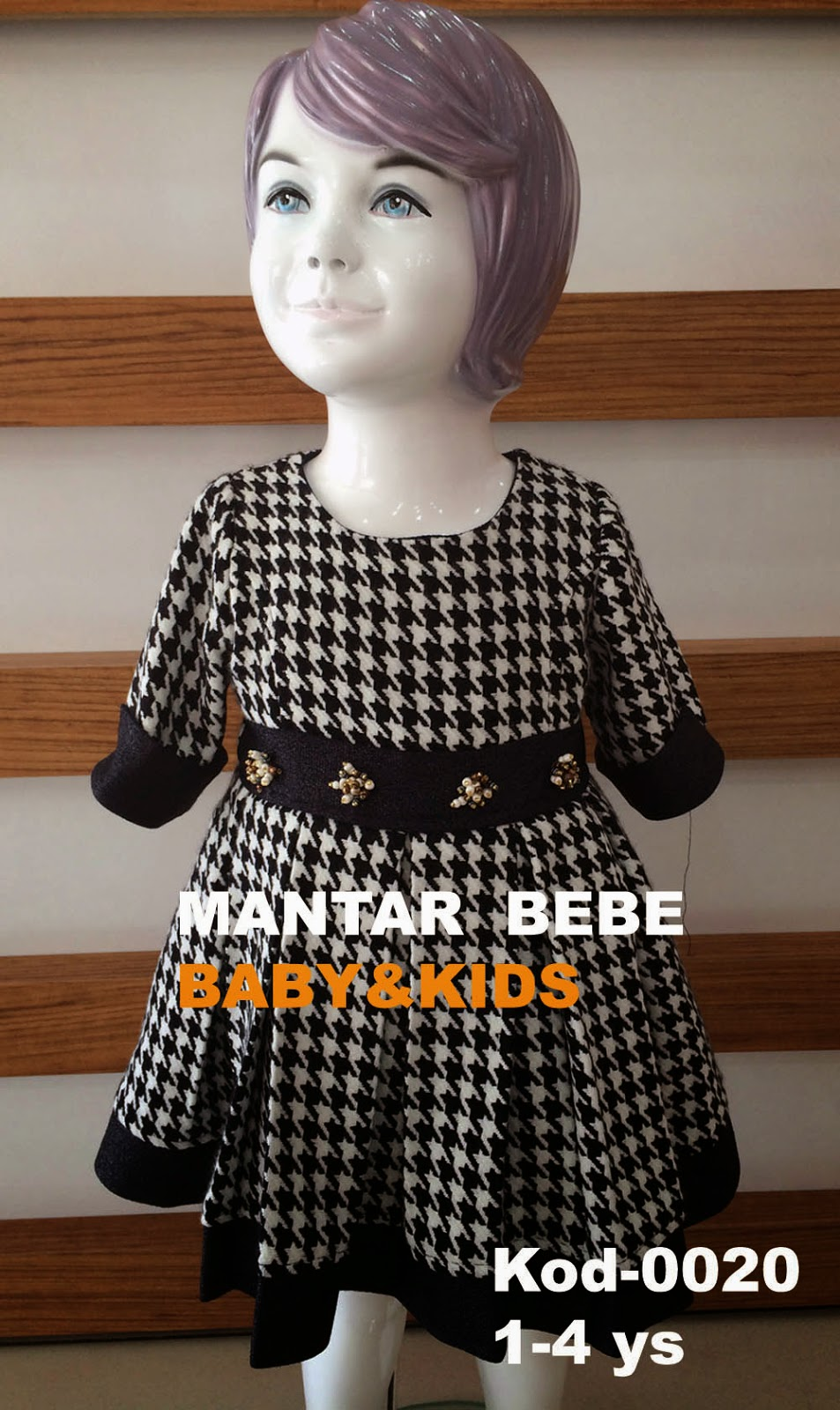 MANTAR BEBE ÇOCUK GİYİM - KOD020