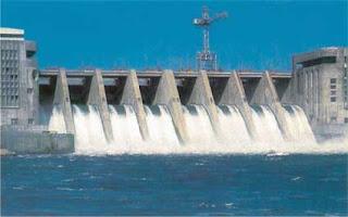 السدود المائية