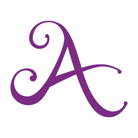 pratham: alphabet wallpaper A