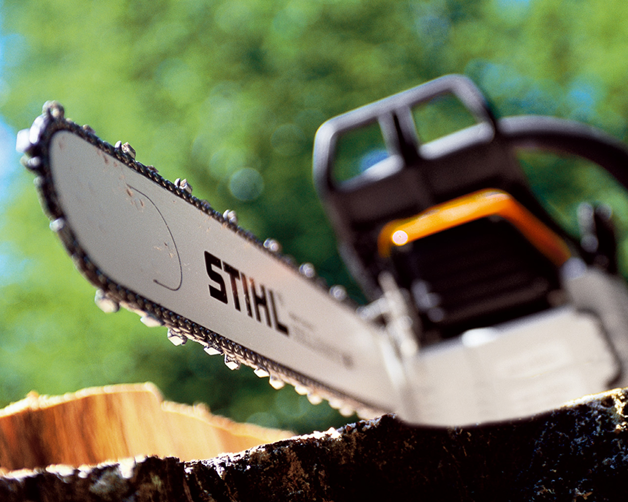 Stihl Chainsaw Wallpaper Stihl Chainsaw Desktop