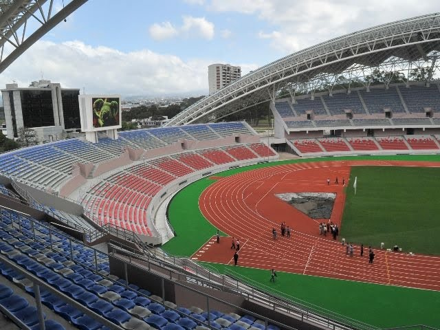 Tips para ir hoy al estadio nacional solo futbol costa rica for Puerta 27 estadio nacional